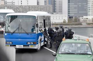 東京五輪控え警視庁などテロ訓練