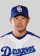 中日の松坂投手、契約を更改