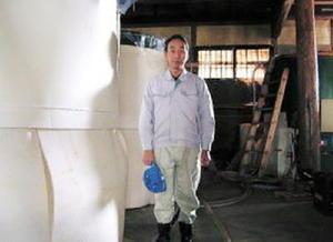 「肥前杜氏」として半世紀にわたり酒造りに携わる井上満さん