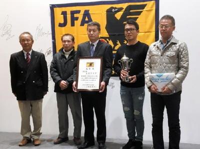 紅葉クラブ、準優勝「快挙」 全国シニアサッカー大会