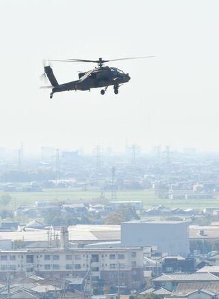 <神埼陸自ヘリ墜落>「責任持って運用を」敷地外飛行再開に住民注文