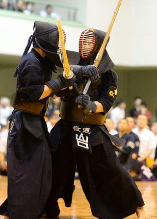 剣道敬徳男子、5年ぶり栄冠