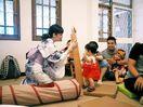 中村さん神埼市タイで演奏会