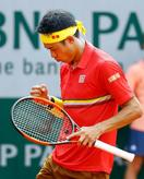 男子テニス、錦織21位変わらず