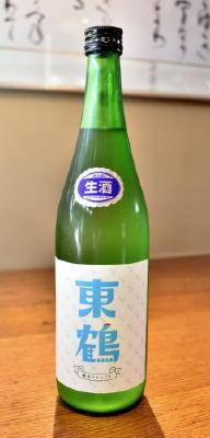 東鶴酒造「東鶴 純米うすにごり生」