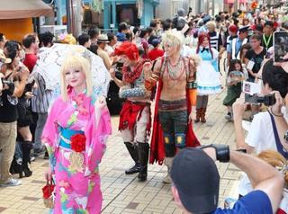 名古屋でコスプレ世界一競う大会