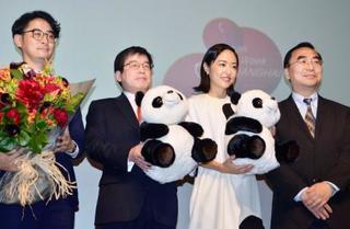 上海で「日本映画週間」が開幕