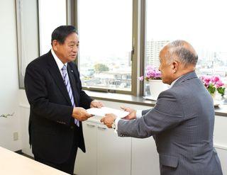 長崎の商工団体、「新幹線フル規格化推進」要請