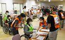 大町町で避難所運営訓練 感染症対応など町職員確認