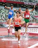 三浦が日本新で3千m障害決勝へ