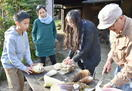 SNSで人気 外国人観光客、三瀬村の民宿に続々