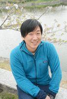 小城市出身の写真家・池田宏さん=小城市荻町の小城公園