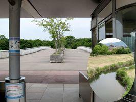 天の浮橋と橋からの眺め