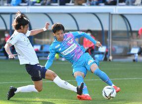 サガン完勝 横浜FCに3-0