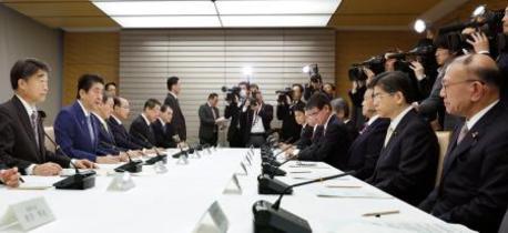 障害者雇用、改正案を閣議決定