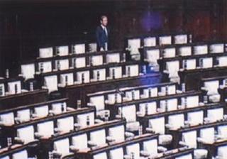第16章 政界引退(155) 衆院解散、政治活動終了