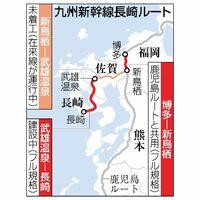 九州新幹線長崎ルート
