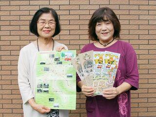 〈まちから村から〉「松浦党仏巡り」実行委 ドライブマップ作製