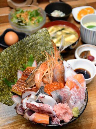 海鮮丼専門店 佐助