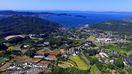 絶景を求めて(20) 長尾城から望む五島灘(西海市西海町)