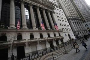 ニューヨーク証券取引所=16日(ロイター=共同)