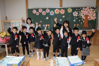 学校生活スタート!