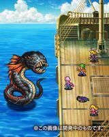 ゲームには「有明海のエイリアン」とも呼ばれるワラスボが登場する予定