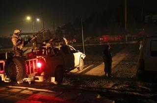 アフガニスタンの首都ホテル襲撃