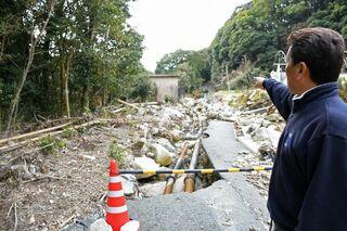 <佐賀豪雨から半年>被災地は今 佐賀市金立地区