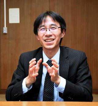 ニュースこの人 浅井雅司さん(36)
