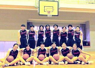 <15の夏輝く~頑張れ!中学総体>大和中女子バスケットボールクラブへ