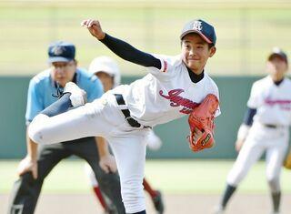 嘉瀬、初の3位 「来年は優勝」後輩に夢託す NTT西日本杯少年野球・準決勝