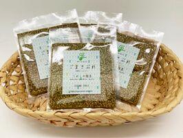 「まんてん」の「ごまさぶれ うれしの緑茶」