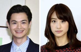 俳優の瀬戸さん、山本さんが結婚