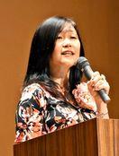 子どもの声なき声聞いて 元教師・香葉村さん講演