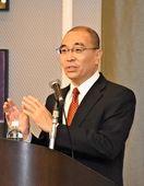新幹線投資効果向上を 鉄道ジャーナリスト梅原氏講演
