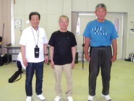 スポーツ吹矢 佐賀はがくれ支部6月例会の上位入賞者