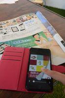 オプティムの電子雑誌読み放題サービス「タブホ」。企業と提携し、無料で読めるスポットも増えている