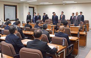 県議会決算特別委閉会 2決算案を認定