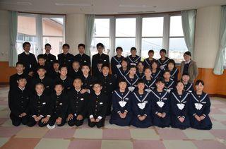 さが維新塾(18)神埼中学校(神埼市) で出前授業
