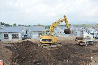 <熊本地震2年>佐賀県職員が見た復興 被災地・西原村