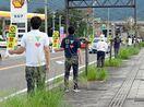 <ニュースフォローアップ>吉野ヶ里町の交通安全ロゴマーク…