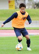 <サガン新戦力>MF樋口雄太 豊富な運動量、球際の強さ持…
