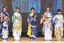 唐津でボスニアの着物披露 東京五輪プロジェクト