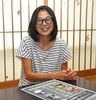 「市民の自主的な学びの場を作りたいと思ったのが講座を始めたきっかけです」と語る連続講座「佐賀学」代表の竹本信子さん