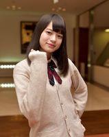 「女子高生ミスコン2018」でグランプリに輝いた佐賀市のアレン永望(なみ)さん=佐賀新聞社