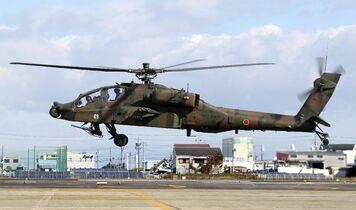 神埼陸自ヘリ事故同型機、三重で飛…