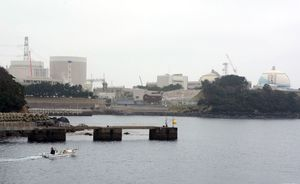 玄海原子力発電所(佐賀県玄海町)