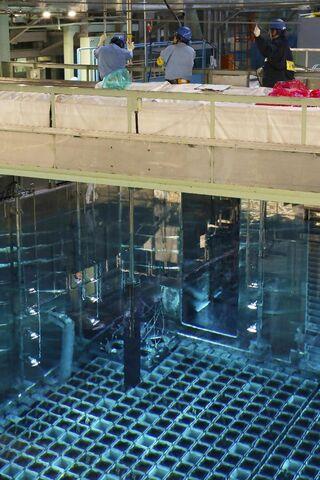 使用済みMOX、関電が取り出し 高浜3号機、国内2例目