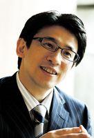 肥前さが幕末維新博覧会のリレートークショーに出演する明治大教授の齋藤孝氏